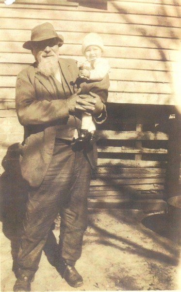 Jesse Taliaferro Carter circa 1922