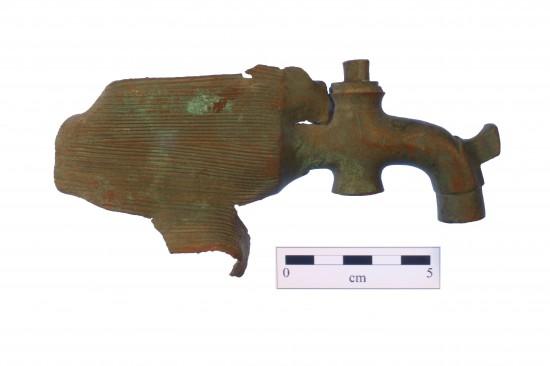 brass keg tap