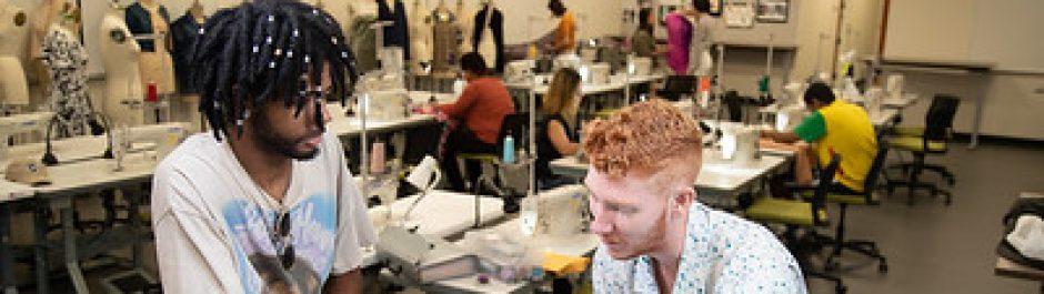 Fashion Merchandising and Apparel Design