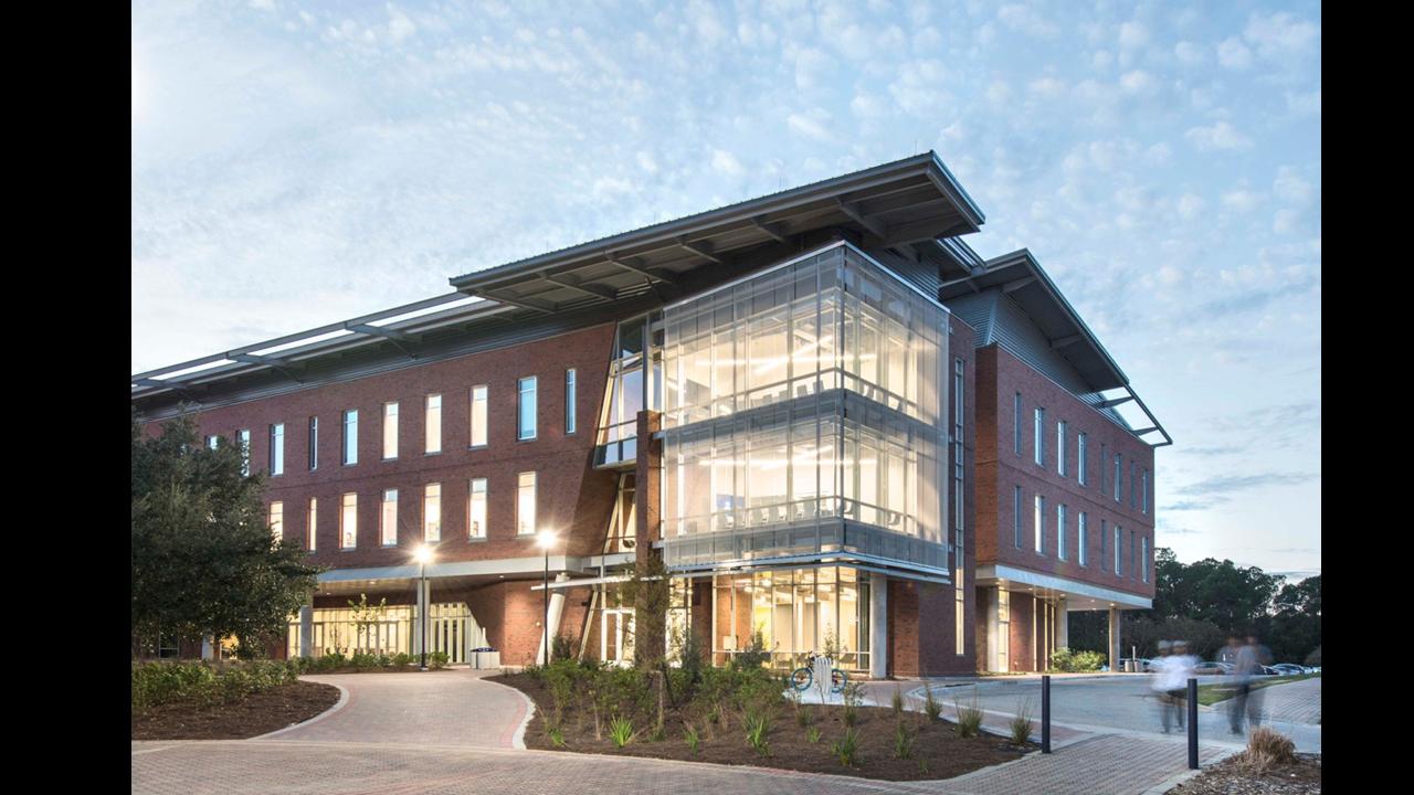 Interdisciplinary Academic Building, #265
