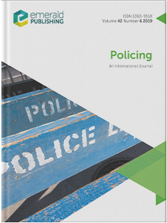 """Cover of """"Policing: An Introduction"""""""