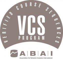 Association for Behavior Analysis International Verified Course Sequence
