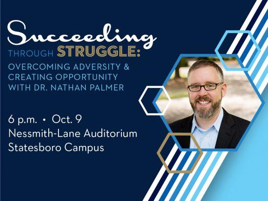 Succeeding Through Struggle Poster