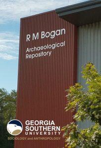 R M Morgan Repository Building