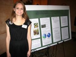 Student Rachel Jackson