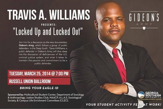 Travis Williams