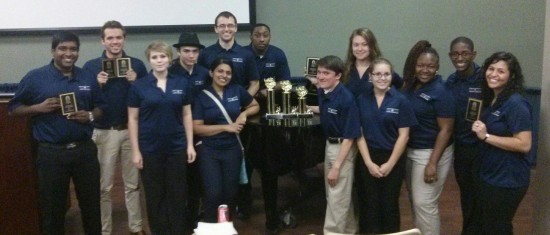 The Mock Mediation Club won 8 awards at the regional competition at Brenau University on October 11, 2014
