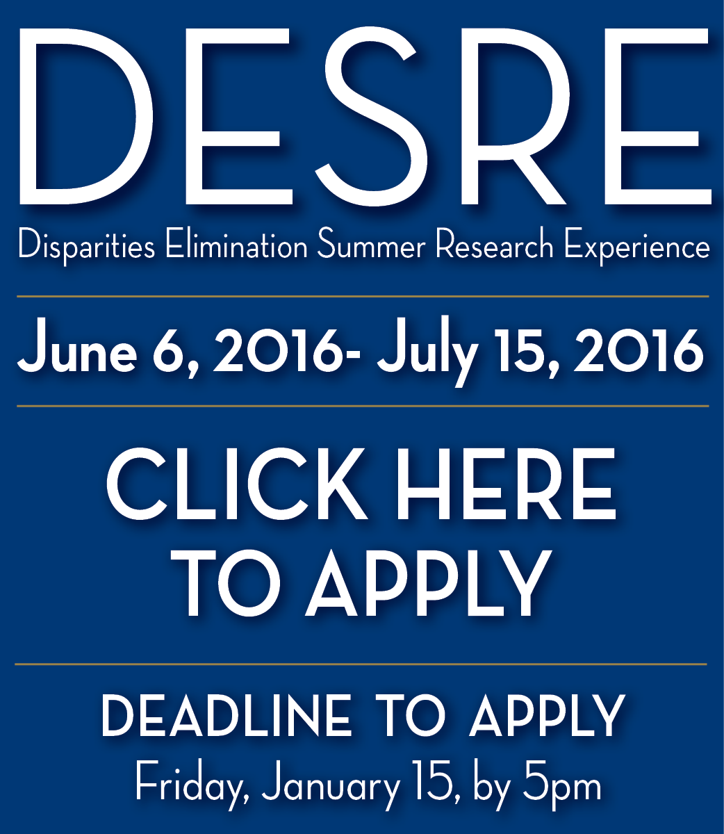 DESRE APPLY NOW!